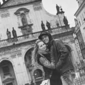 Martin Tofil a Jessica Nyitray-Tofil, Praha