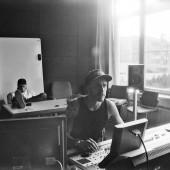 Sam Jurkovič a Šmejdy, mixáž, zvukové studio, Zlín