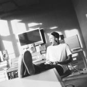 Sam Jurkovič, zvukové studio, Zlín